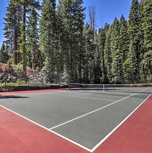 Riverfront Alpine Meadows Resort Townhome With Pool! photos Exterior