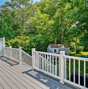 Waterfront Hyannis Port Cottage, Walk To Beach! photos Exterior