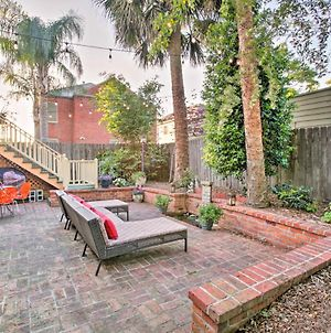 Central Apt With Garden Patio, 3 Mi To French Quarter photos Exterior