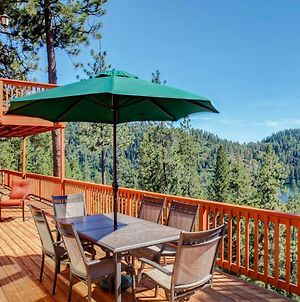 Two Lakes View Lodge In Coeur Dalene With 3 Decks photos Exterior