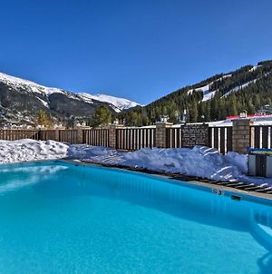 Well-Outfitted Ski Hub, Walk To Copper Mtn Lifts! photos Exterior