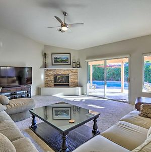 Quiet La Quinta Home With Pool 6 Mi To Polo Grounds! photos Exterior