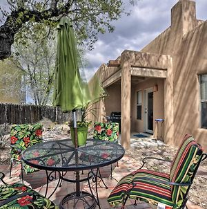 Adobe House With Patio - 1 Half Mi To Santa Fe Plaza! photos Exterior