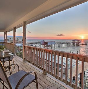Luxe Waterfront Lake Pontchartrain Home With Dock! photos Exterior