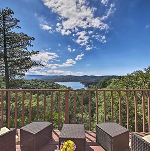 Majestic Pet-Friendly Cabin With Views & Large Deck! photos Exterior