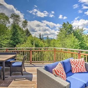 Stowe Home With Gourmet Kitchen&Large Deck With Mtn View photos Exterior