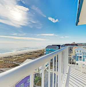New Listing! Beachfront Perch With Sparkling Pool Condo photos Exterior