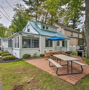 Sebago Lake Cottage With Patio And Beach Access! photos Exterior