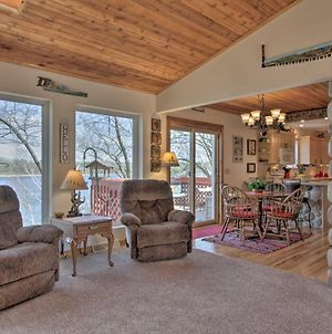 Airy Cottage With Dock & Views On Buffalo Lake! photos Exterior