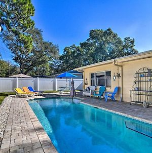 Seminole Home With Pool, 7 Minutes To Madeira Beach! photos Exterior