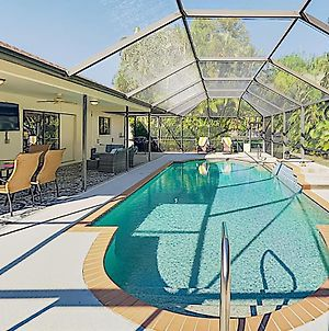 New Listing! Sparkling Home With Caged Pool & Lanai Home photos Exterior