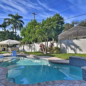Vibrant Upscale Oasis - Walk To Palma Sola Bay! photos Exterior