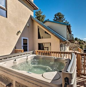 Ruidoso Home With Hot Tub, Mtn Views And Game Room! photos Exterior