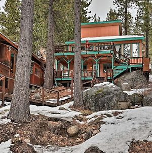 Life On The Lake Boat, Ski And Hike In Truckee photos Exterior