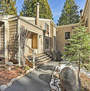 Townhome Less Than 3 Mi To Lake Tahoe + Diamond Peak! photos Exterior