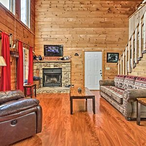 Home In The Smokies With Game Room - Less Than 6Mi To Dollywood photos Exterior