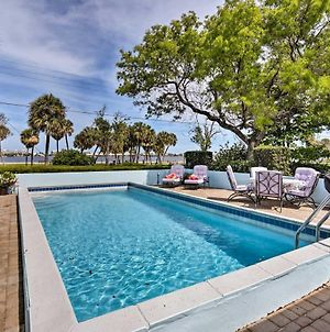 Lake Worth Home With Water Views - Walk To Beach! photos Exterior