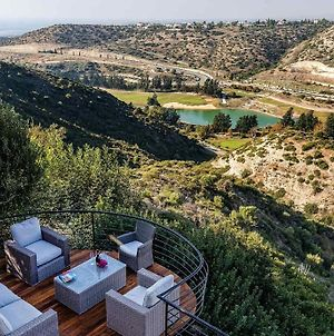 2 Bedroom Villa Pachna With Amazing Golf Course And Side Sea Views, Aphrodite Hills Resort photos Exterior