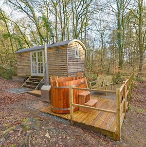 Rock View Shepherd'S Hut, Tavistock photos Exterior