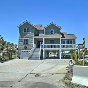 Riverfront N Myrtle Beach Home With Floating Dock! photos Exterior