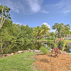 Home On Canal With Pool, About 2 Mi To Hollywood Beach! photos Exterior