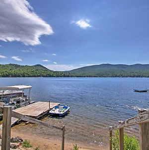 Rustic Lakefront Retreat With Shared Dock And Beach! photos Exterior