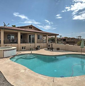 Gorgeous Hilltop Lake Havasu Home With Private Pool! photos Exterior