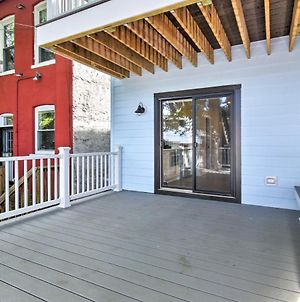 Peggys Place D C Home With Deck Near Downtown! photos Exterior