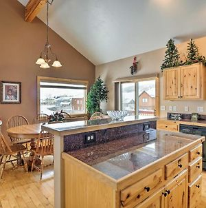 Crested Butte Condo With Views - 9 Miles To Skiing! photos Exterior