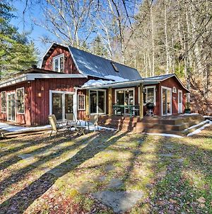 Da Barn Cashiers Area Cottage On Private Meadow! photos Exterior