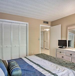 Luxury Sanibel Condo With Ocean View - Steps To Beach photos Exterior