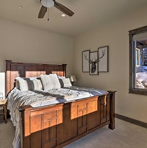 Ideally Located Winter Park Townhouse With Hot Tub! photos Exterior