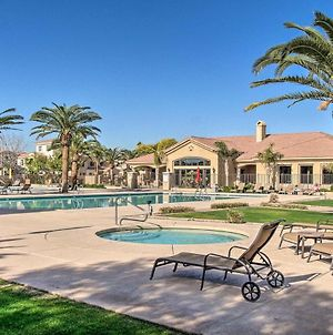Elegant Palms Townhome With Patio And Resort Amenities! photos Exterior