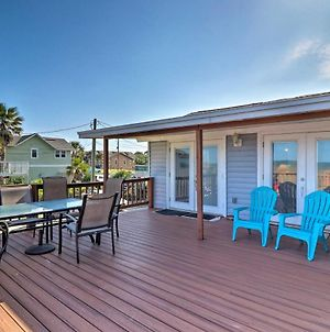 Amelia Island Oceanfront Cottage With Deck & Grill! photos Exterior