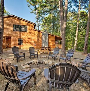Cabin With Hot Tub And Grill - 6 Mi To Broken Bow Lake photos Exterior