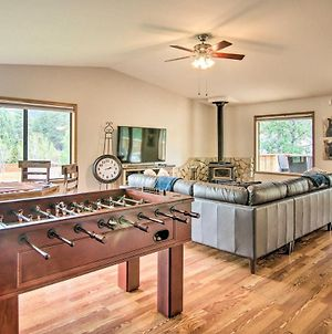 Luxe S Lake Tahoe Home With Game Room And Coffee Bar! photos Exterior