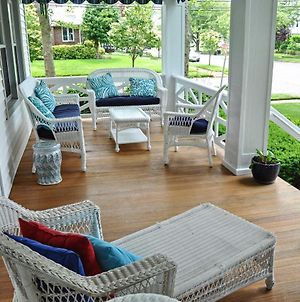 Elegant Belmar Home With Porch - 3 Blocks To Beach! photos Exterior