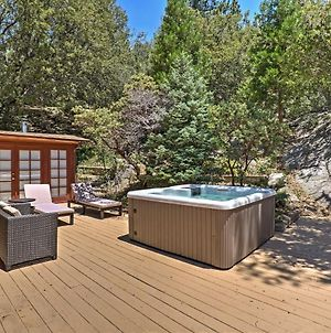 Spacious Idyllwild Cabin With Private Hot Tub! photos Exterior