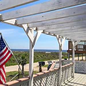 Surfside Beach Home With Deck 300 Feet To The Gulf! photos Exterior