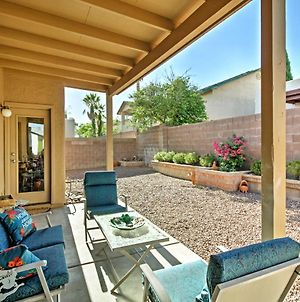 Tranquil Tucson Home With Backyard And Mountain Views! photos Exterior