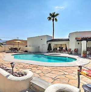 Bright Cottage With Pool & Spa - 5 Mi To Lake Havasu photos Exterior