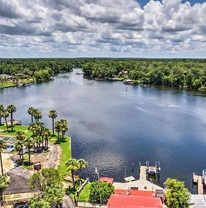 Homosassa River Home With Private Boat Ramp & Kayaks photos Exterior