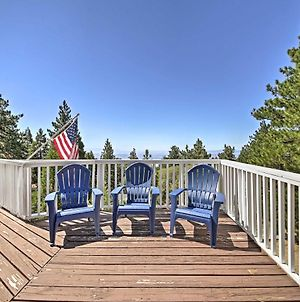 Running Springs Cabin On Half Acre With Deck&Mtn Views photos Exterior