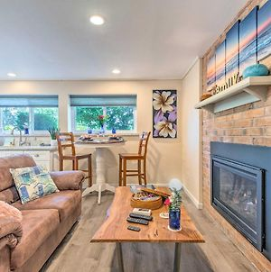 Seattle Area Studio With Fireplace-2 Mi To State Park photos Exterior