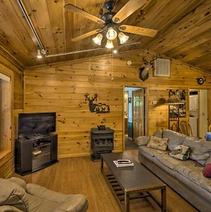 Deer Glen Cabin With Private Hot Tub And Porch! photos Exterior