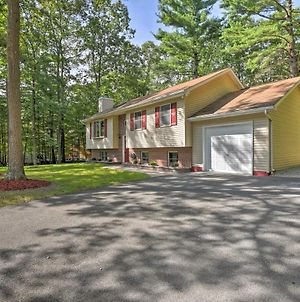 Poconos Home With Game Room-10 Mi To Camelback! photos Exterior