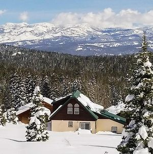Quiet Chalet With Big Views - Walk To Tahoe Skiing! photos Exterior