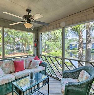 Kiawah Island Condo With Patio - Mins To Beach And Golf photos Exterior