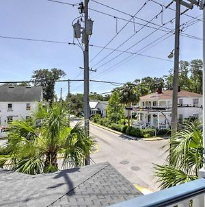 Historic St. Augustine Apt - Walk To Town & River! photos Exterior