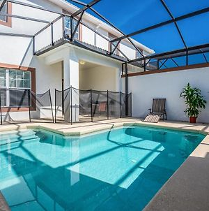 Champions Gate Town House Sleeps 8 With Pool And Wifi photos Exterior